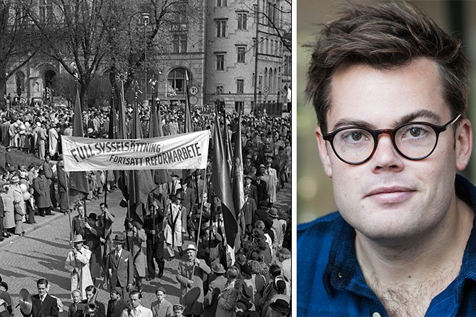 How Sweden went from 'least democratic' to welfare state: https://bit.ly/2wU8EHb #Sweden #polsci #history #economics