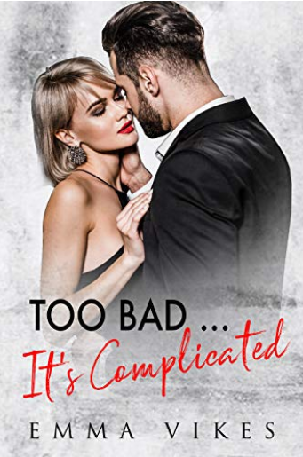 Patrick is attracted to his stepsister Britney, but it gets complicated when he hides a secret from her! #toobadseries #romance  http://mybook.to/Toobad @emmavikes