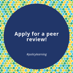 ➡️ Are you struggling with energy efficiency or searching for new ways to support cultural heritage initiatives? Apply for a #PeerReview and search for solutions together with peers on an interregional level. Apply now: https://t.co/eeIX2ECPLi #PolicyLearning