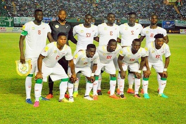 Nafasi za timu za Kundi C la #AFCON2019 katika viwango vya FIFA vilivyotangazwa leo Juni 14, 2019:  ⚽️Senegal: Afrika 1, Dunia 22 ⚽️Algeria: Afrika 16, Dunia 68 ⚽️Kenya: Afrika 23, Dunia 105 ⚽️Tanzania: Afrika 36, Dunia 131