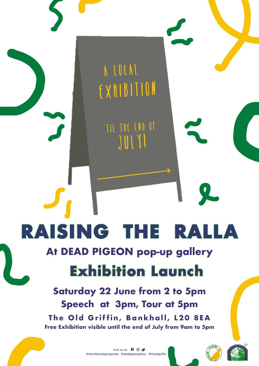 Come down and see what it's all about, this Ralla thing and this DPG thing.... Open invite - great opportunity to explore the Old Griffin Pub too and the local area and understand why @RallaThe are doing what they're doing. #raisingtheralla #DPG <br>http://pic.twitter.com/moZlzsZct3