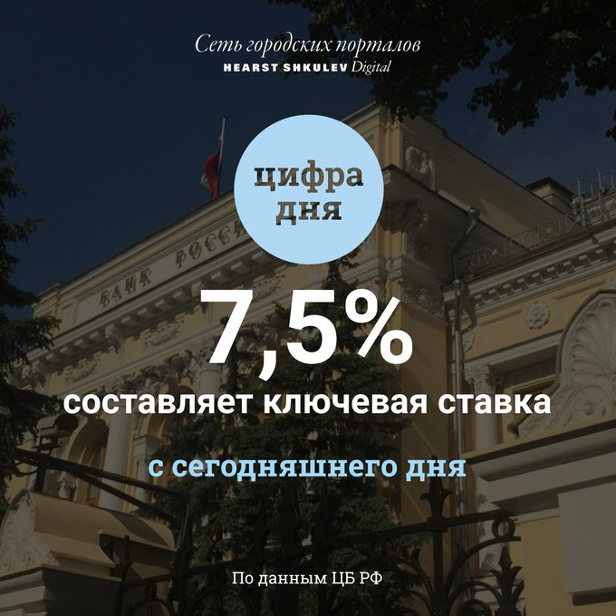 Банк России Фото