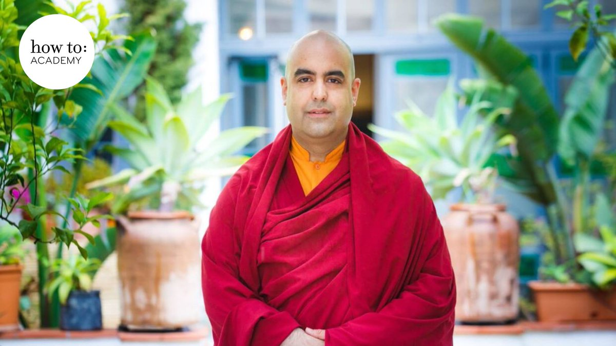 test Twitter Media - Next Tuesday, learn how to integrate mindful practices into your daily routine with British born Tibetan monk, Gelong Thubten. Tickets and Info: https://t.co/GMaVxcavww https://t.co/2hGO8kfqxg