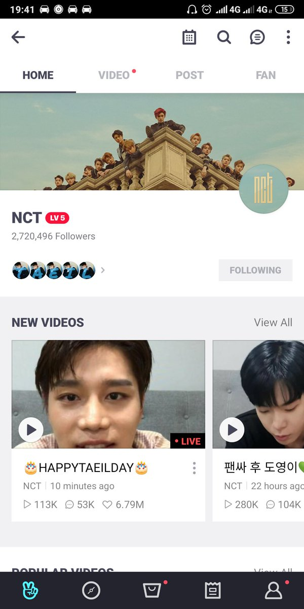 NCT VAPP TODAY #HAPPYTAEILDAY Top 5 spelling taeil... So cute💛💛💛
