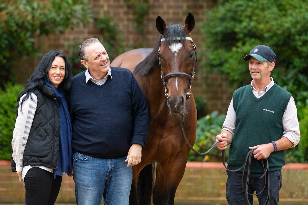 Lee Freedman visits FRANKEL