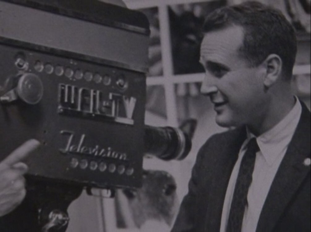 A tribute to Lew Klein, a short documentary I co-produced with @kinescopehd in 2012. Such an incredible role he played in the history of TV in Philly. @TUKleincollege vimeo.com/ginocanella/lew