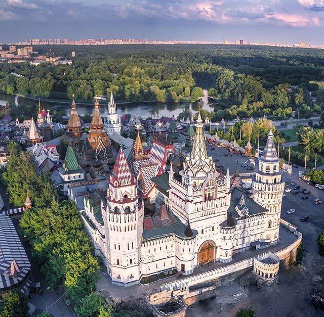 что может красивые места в москве для фотографий летом фотографа