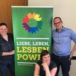Image for the Tweet beginning: Wir für queer – Mit