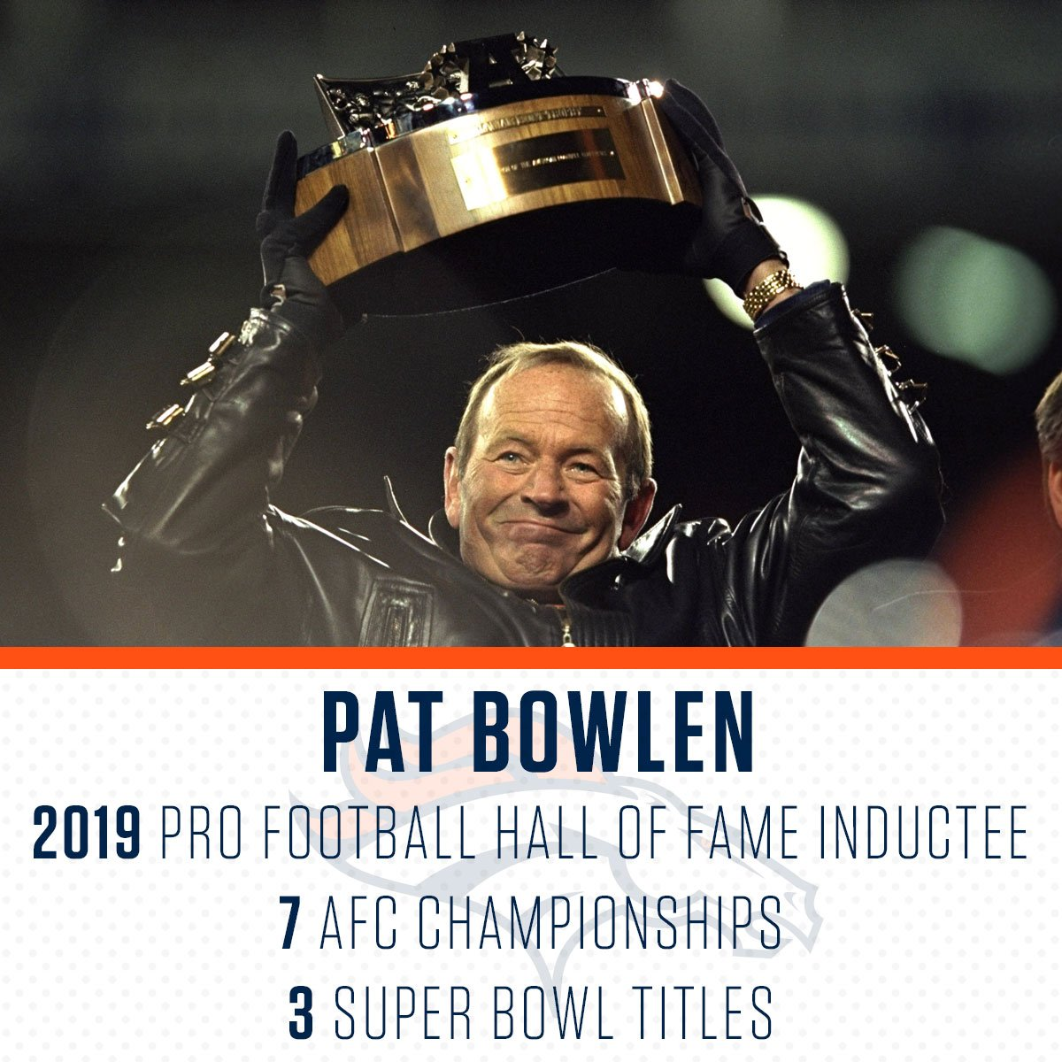 Pat Bowlen Legacy : Latest News, Breaking News Headlines