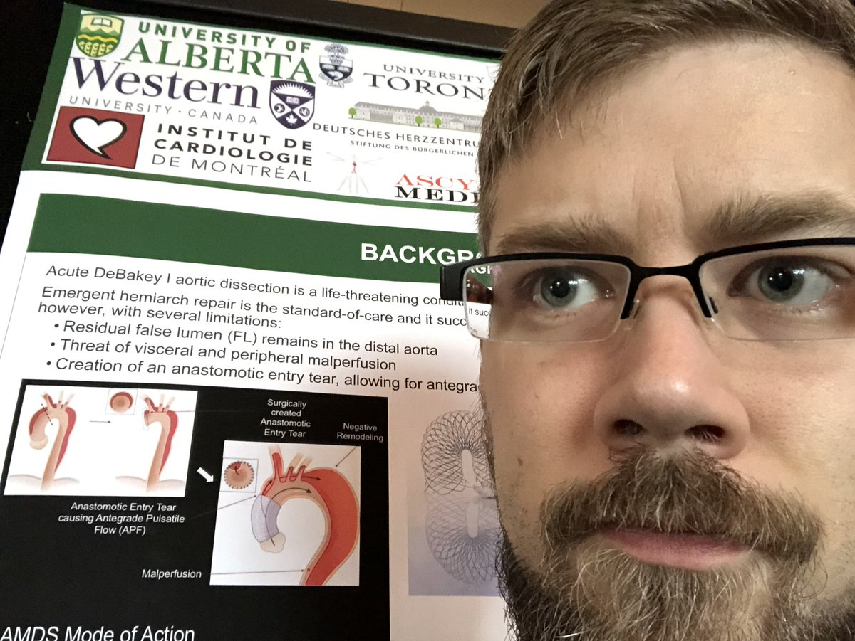 I tried to go on vacation but I ended up at the Canadian Cardiovascular Society meeting. @SchulichMedDent
