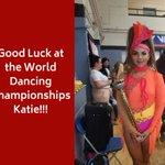 Image for the Tweet beginning: Good luck to Katie Burns