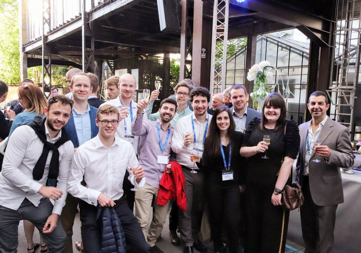 Nice end to a great week in Nantes for the Ti-2019 Conference with the STAR Group #Titanium2019 @Titanium_2019<br>http://pic.twitter.com/E64Tb5nVpp