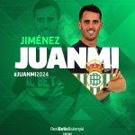 Image for the Tweet beginning: 📣 OFICIAL: Juanmi nuevo jugador