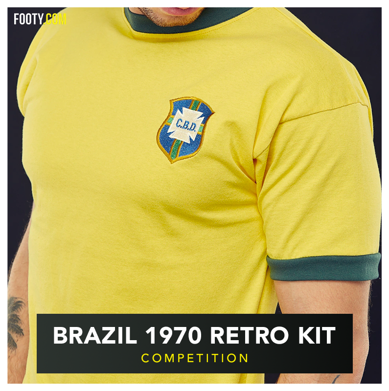 0713c32d7 COMPETITION! The Copa America kicks off tomorrow so we've partnered with  @3retro_