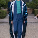 Image for the Tweet beginning: Givenchy's Pitti Uomo fashion show