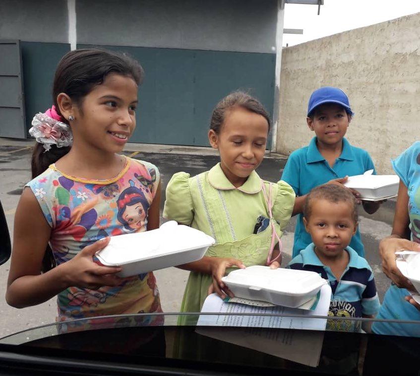 Bitcoin niños adultos Venezuela