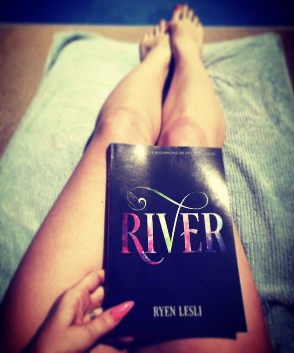 After five years of bleeding this beautifully tragic story, through endless bags of sacrificed candy, & countless rejections—I'm proud to debut my badass girl!  #RIVER It's THE book of the summer!  #theWitch #FridayMotivation #readingcommunity #summerreads  https://www. amazon.com/River-Beginnin g-End-Ryen-Lesli/dp/1949645339/ref=sr_1_1?crid=3NDL9NIO3QZ3H&keywords=river+by+ryen+lesli&qid=1560518562&s=gateway&sprefix=river+by+ryen%2Caps%2C142&sr=8-1  … <br>http://pic.twitter.com/nRDkp7qfuW
