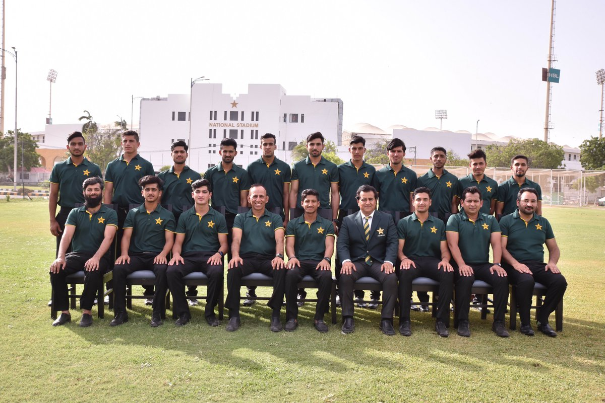 Pakistan U19 to depart for South Africa on Saturday MORE https://tinyurl.com/PAKU19TourSA #PakistanFutureStars #SAU19vPAKU19
