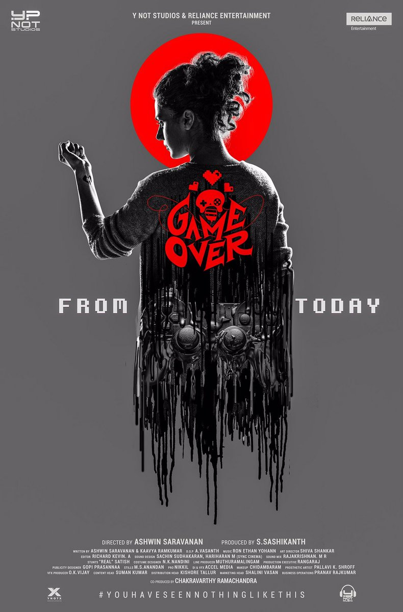 gameoverfromtoday hashtag on Twitter