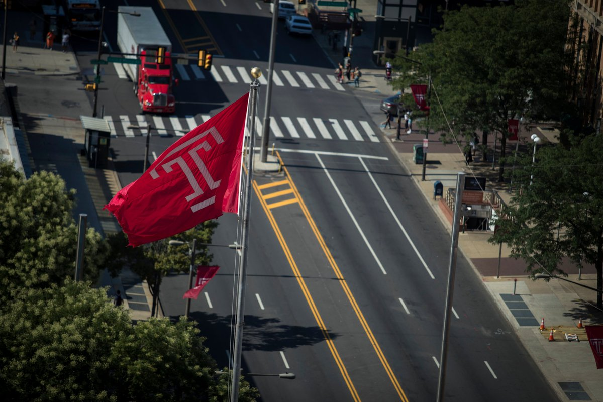 Good morning, Temple. Its Friday! #CherryOn 🍒