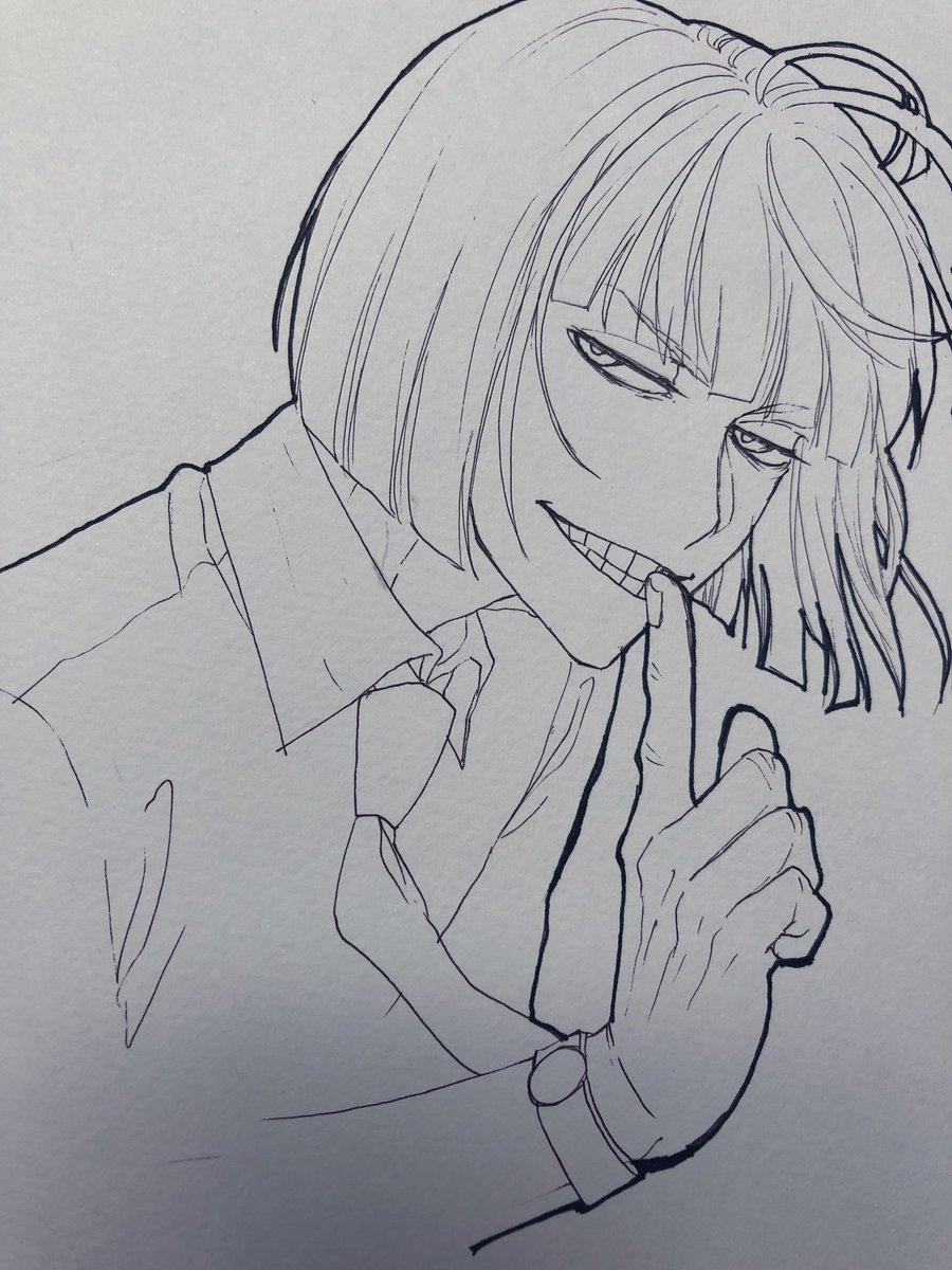 手癖で平子