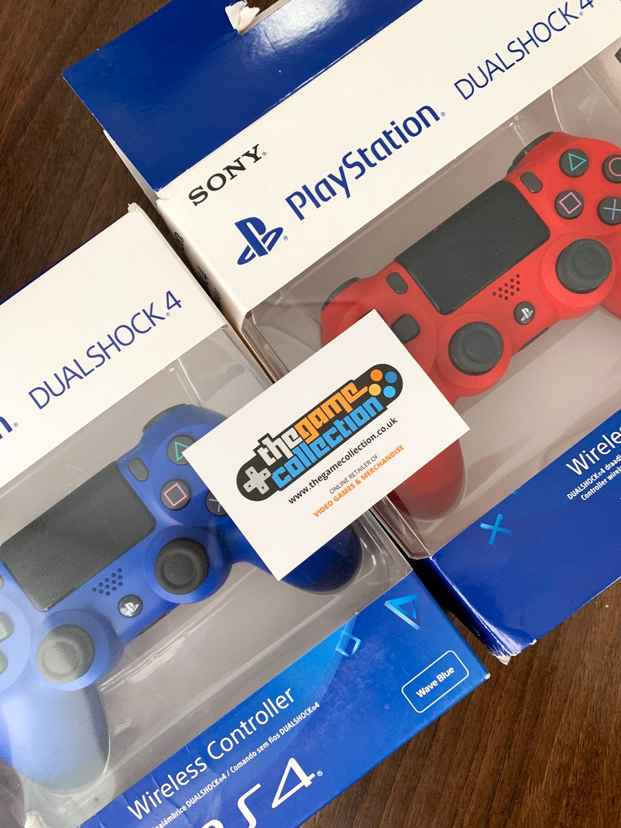 FOLLOW US AND RETWEET to win one of two damaged 'Sony PS4 Dualshock 4 Controllers!' The winners will be announced on MONDAY 17/6/19 at 3pm! #competition #giveaway #PS4 #denteddelights
