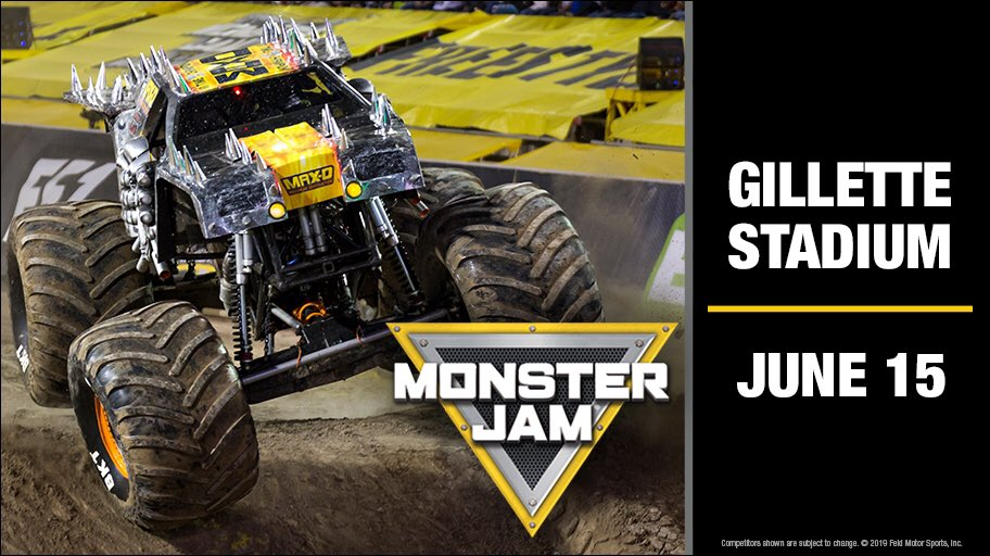 #MonsterJam returns TOMORROW.  RT/follow us to enter to win a fan pack + tickets to tomorrow's event!  http://bit.ly/2x40BrD