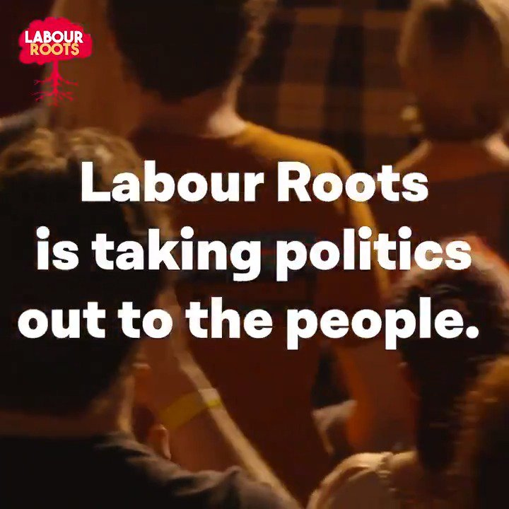 Labour Roots in Leeds brought hundreds of people together to discuss tackling climate change, protecting our public services and fighting racism. Want to join us for the next one? Find a Labour Roots event near you 👉labour.org.uk/labour-roots/