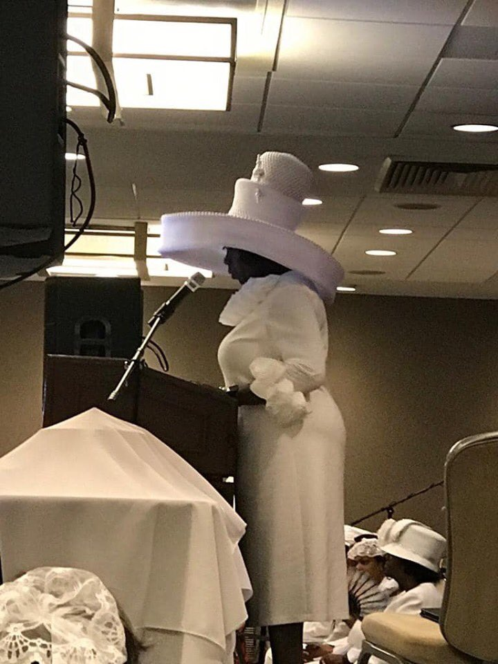 After you defeat all the ushers, this is the final usher you have to defeat to use the bathroom during sermon. <br>http://pic.twitter.com/Pwg63dsZSk