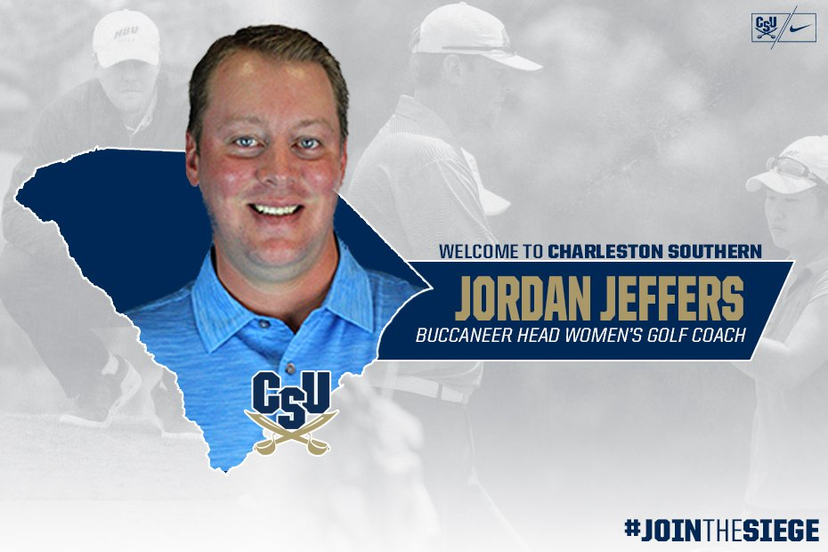 .@CSUSports and @Jeff_Barber announced the addition of Jordan Jeffers as the new CSU Women's Golf Coach this afternoon - https://bit.ly/2MQfhoV  #JoinTheSiege