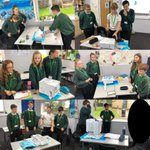 Image for the Tweet beginning: Year 8 creating tropical storm