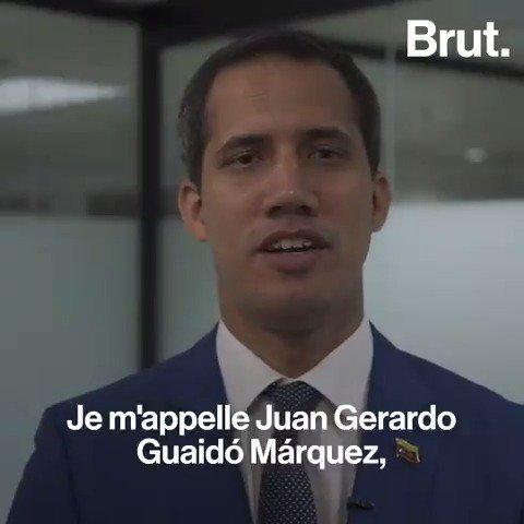 Très bientôt, il y aura un changement au Venezuela et nous pourrons organiser une élection véritablement libre dans notre pays. @jguaido répond à Brut. Entretien exclusif avec le président du Parlement vénézuélien : facebook.com/brutofficiel/v…