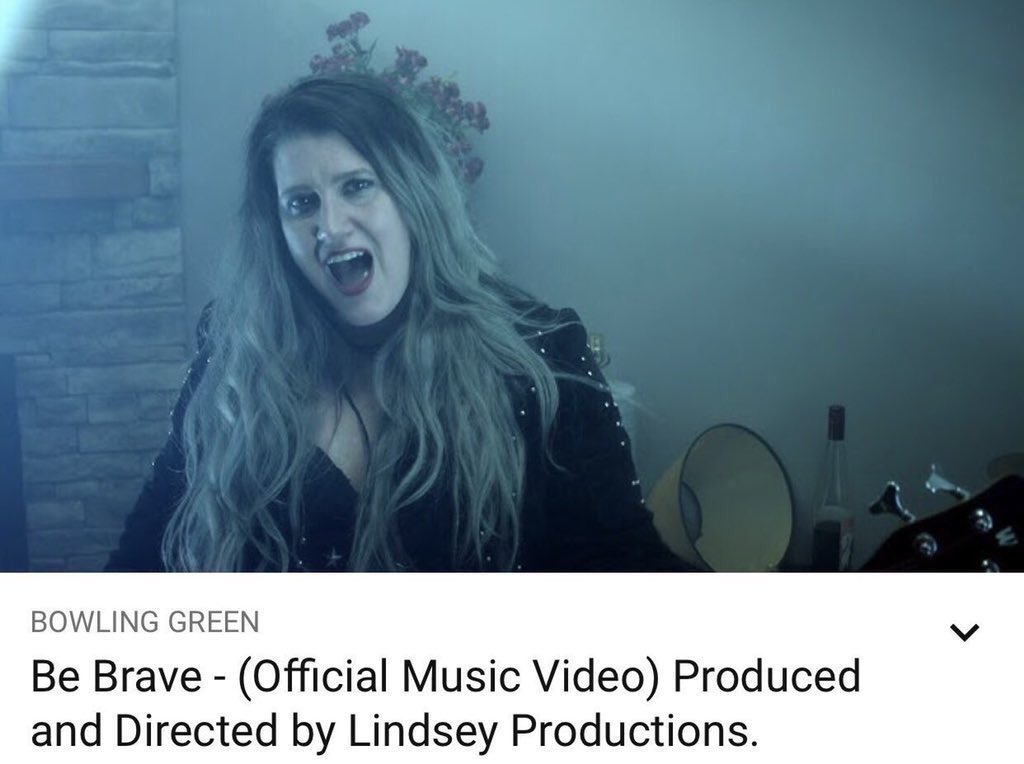 #NewMusicFriday Have you seen this music video yet? Today is the 1 week Anniversary of the release! Take a gander and make sure you leave a #comment and #RT if you like it. Thanks everyone! #BeBrave #MusicVideo youtu.be/lYBwDMJr5zk #newmusic #newalbum