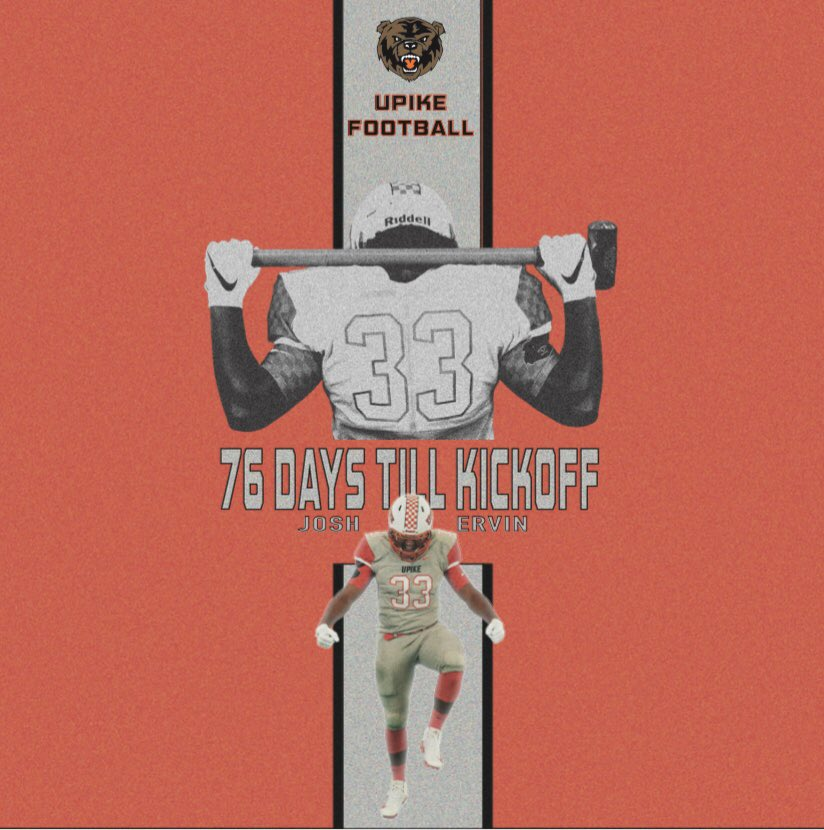 Only 76 Days away!!!  #WinTheMoment ##BearDown  #UPIKEFootball<br>http://pic.twitter.com/K16OfbPY0v