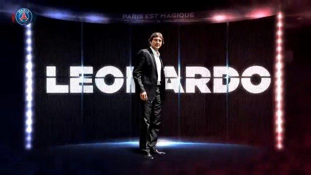 🗣 « ANNONCE LEONARDO ! » 🤷♂️ OK... 🤗 Bienvenue @leo_de_araujo !