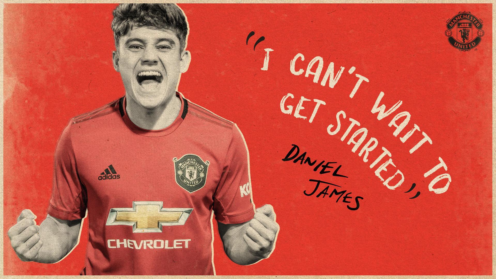 Daniel James Manchester United Wallpaper Dswijaya
