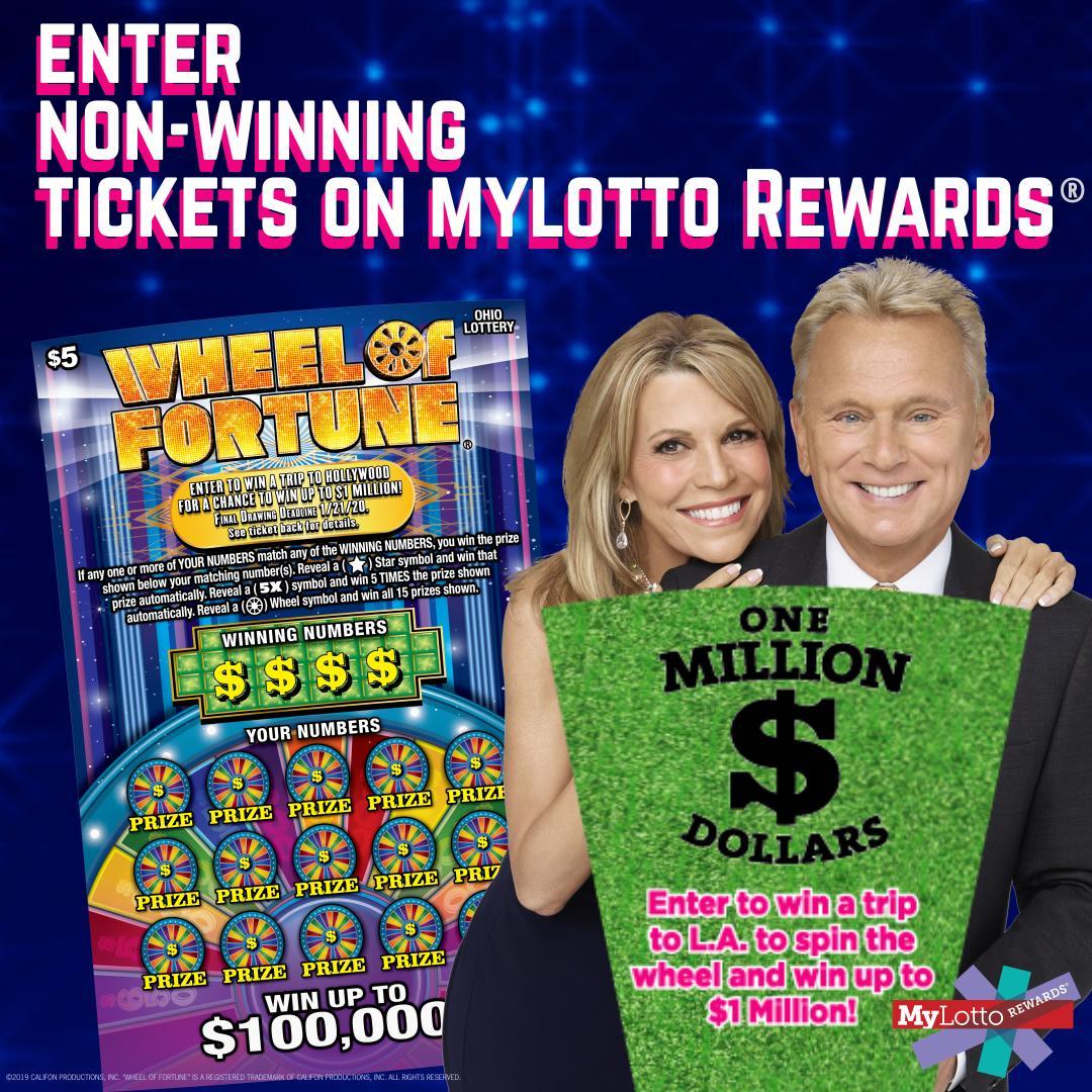 Ohio Lottery on Twitter: