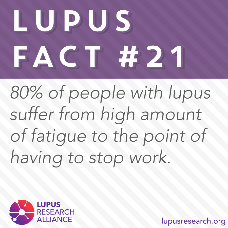 "Lupus Research on Twitter: ""Each person with lupus has slightly different  symptoms that can range from mild to severe and may come and go over time.  However, some of the most common"