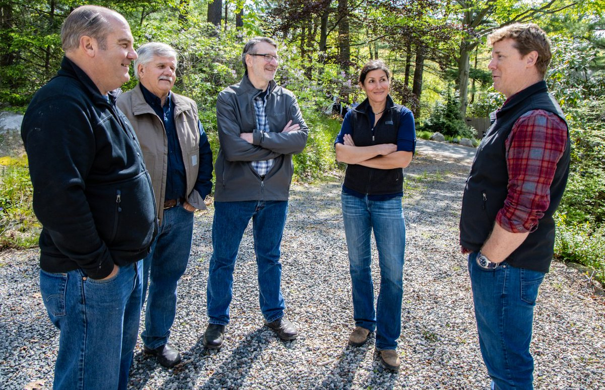 """""""Guys, how does another 40 years sound?"""" - @KevinOConnorTOH   #TOH40"""