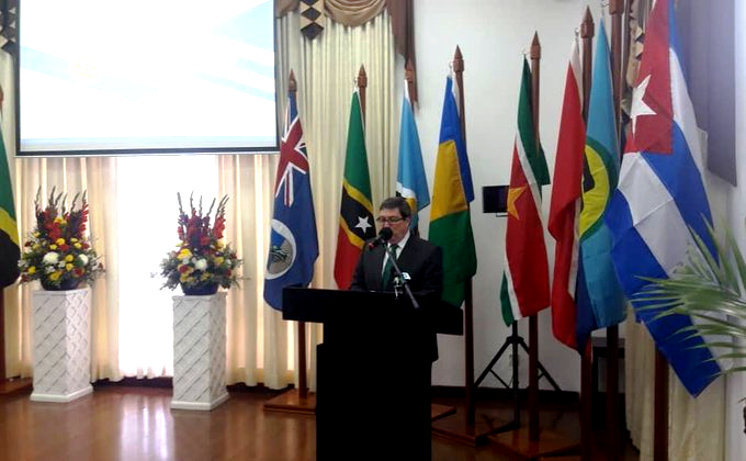 Canciller cubano elogia postura de CARICOM ante agresiones de EE.UU.