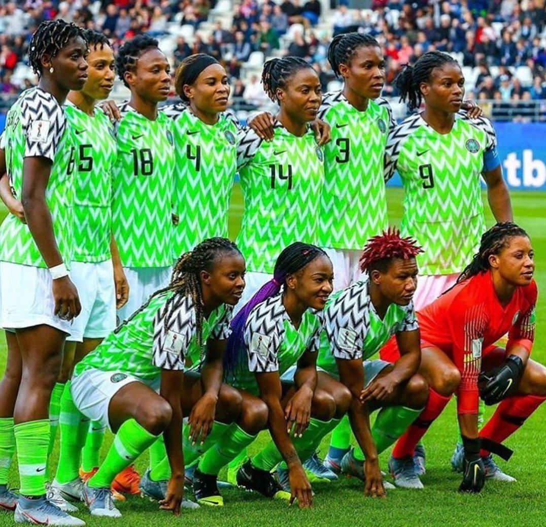 Remember to support our girls, the #superfalcons come Monday in their world cup match against France   #GoSuperEagles<br>http://pic.twitter.com/eVubtmAlvg