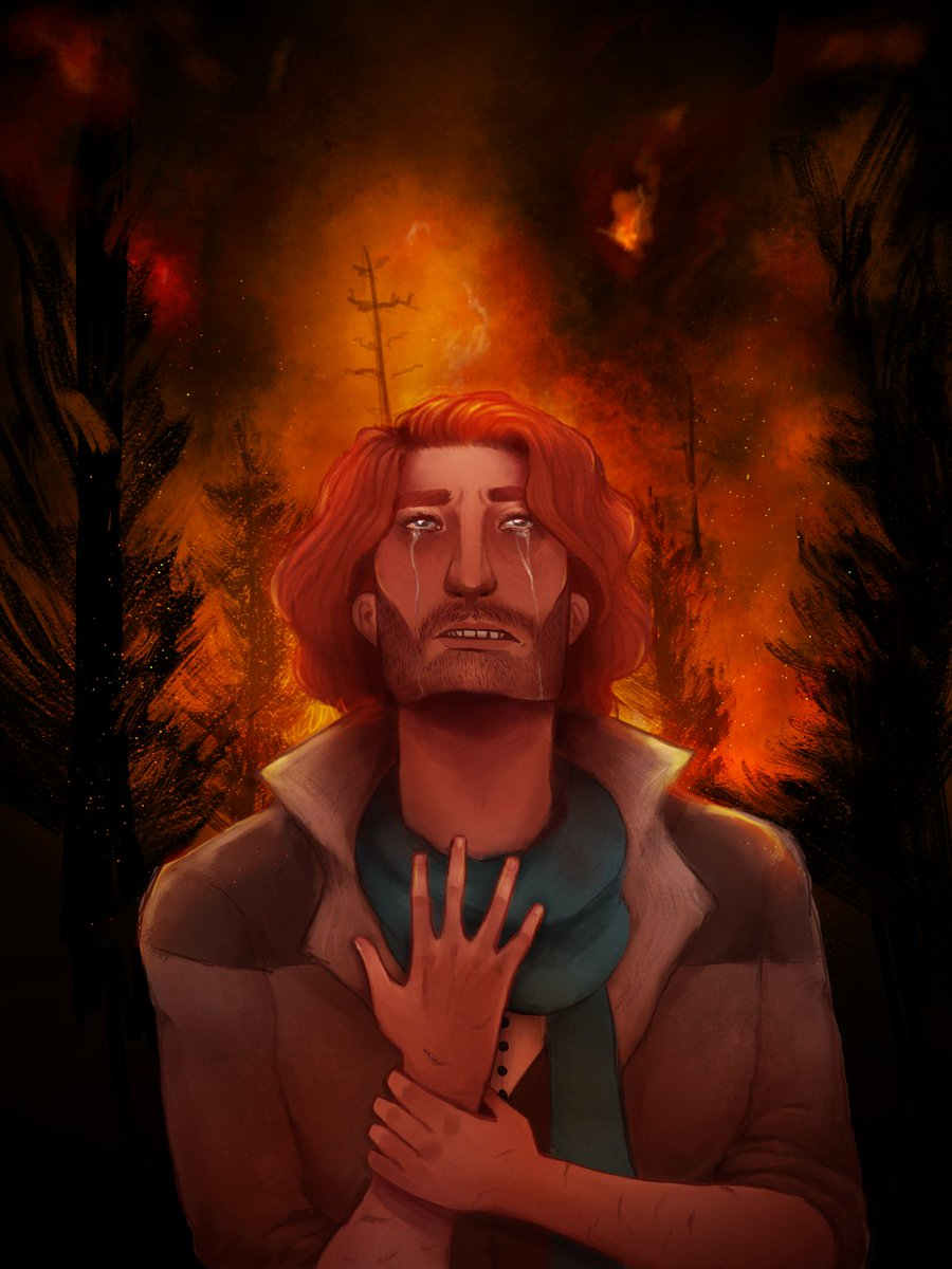 I don't really like posting my art on twitter and it prompts some anxiety, but here I go #CriticalRole #criticalrolefanart<br>http://pic.twitter.com/mAfQ8VmXmL