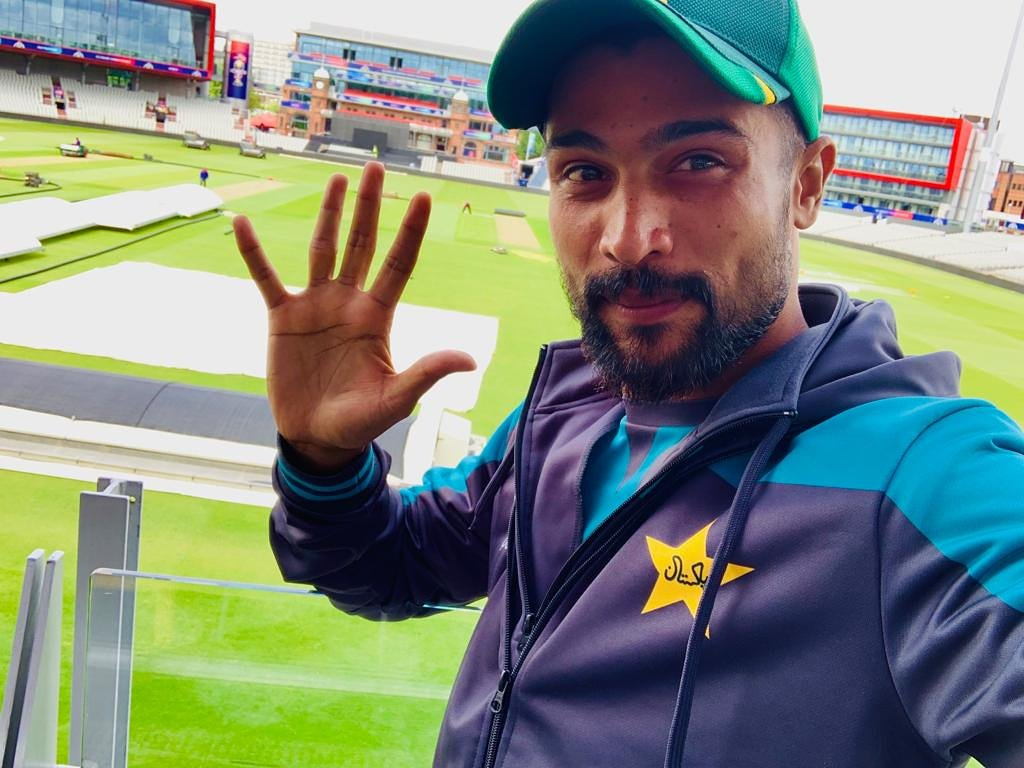 Humbled by the support from the fans and the entire world. Your prayers are what fuel our passion. We will go out and give our 100% inshallah. But no matter what happens, never stop supporting green! Dana dan Green! #Danadangreen#Eatgreensupportgreen#PakvsInd