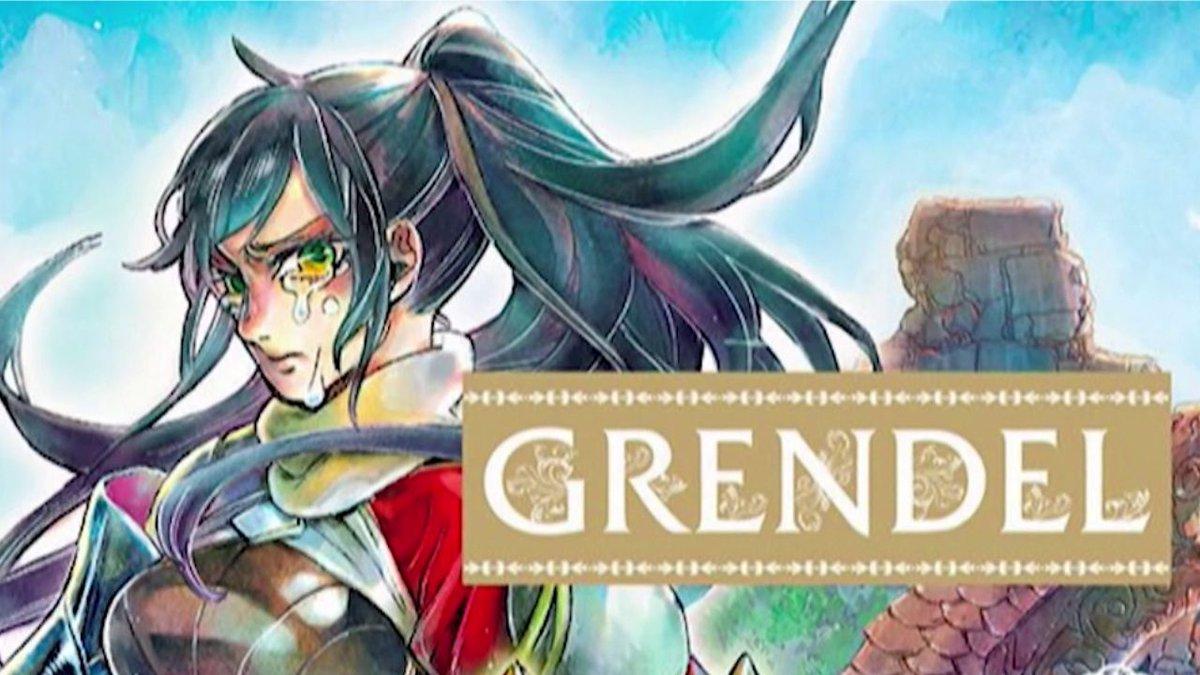 """J-One on Twitter: """"Grendel, un manga où l'héroïne Camélia pourrait ..."""
