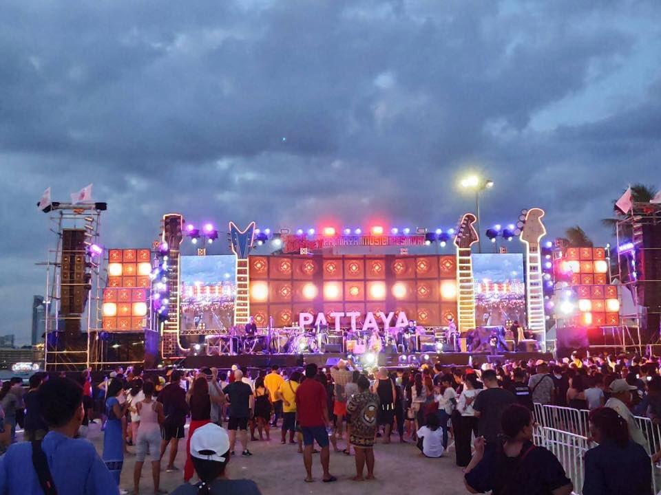 パタヤ音楽祭