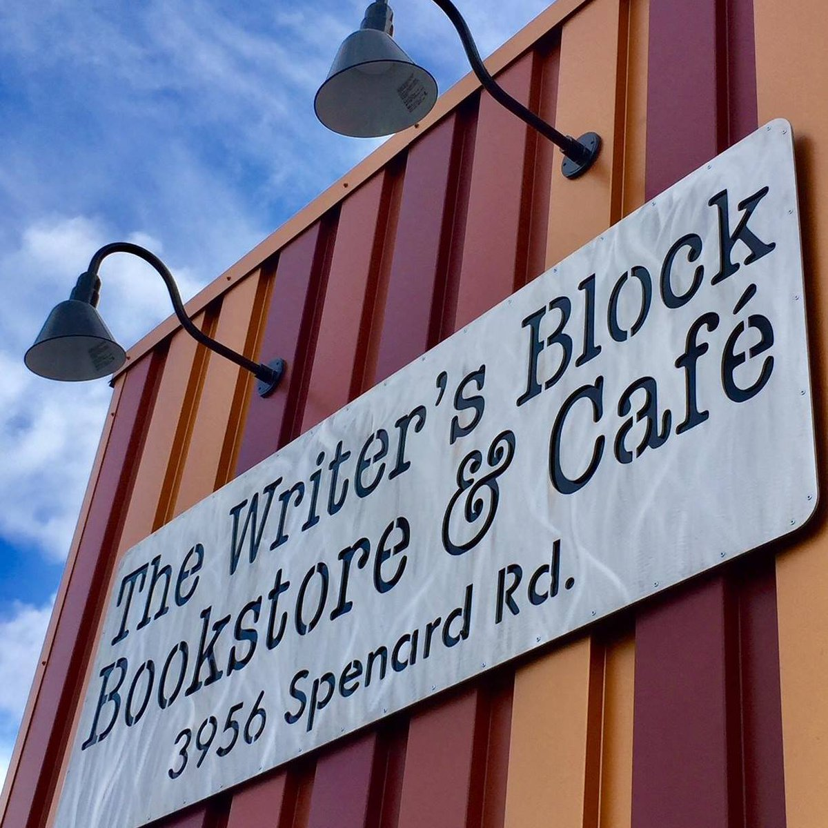Congratulations to The Writer's Block Bookstore & Cafe (@writersblockak) in Anchorage, AK, on their first anniversary! 🥳🎉  Join them tomorrow, June 15, for their anniversary party: https://www.facebook.com/events/835640966803992/… #IndiesAreThriving