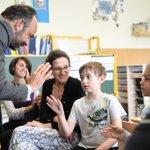 Image for the Tweet beginning: Sur la scolarisation des enfants
