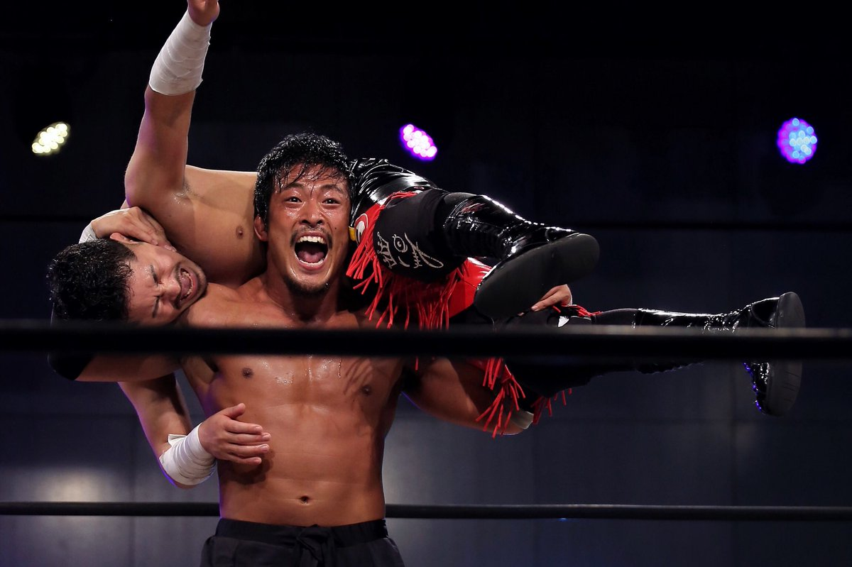 "Dragon Gate: ""King of Gate 2019"" Gran Final Ben-K cumple su venganza 8"