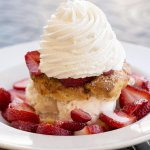 Image for the Tweet beginning: Strawberry Shortcake makes for the