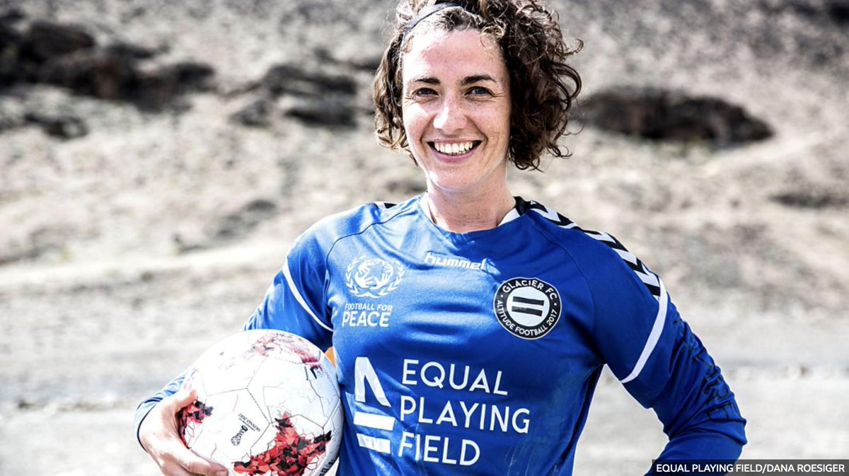Meet the record-breaker whos organising the worlds biggest game of football to get more women into the game. ⚽️ 👉 bbc.in/2F3mBqC